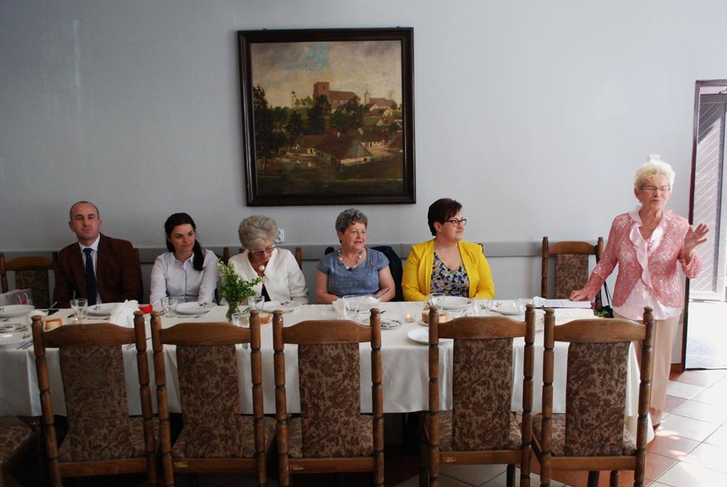 Spotkanie Wielkanocne Związku Emerytów i Rencistów w Pyzdrac…