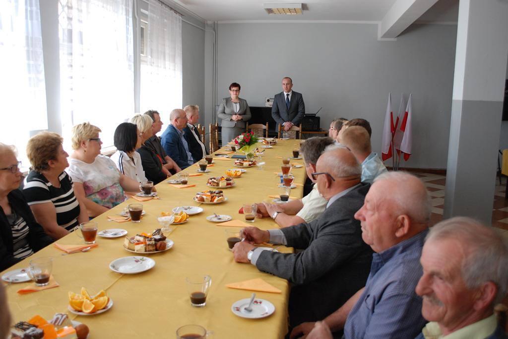 Pożegnanie starych i powitanie nowych sołtysów w gminie Pyzd…