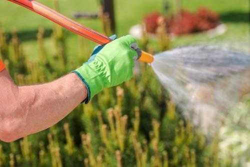 Wyposażenie ogrodnika – do czego przydaje się wąż ogrodowy?