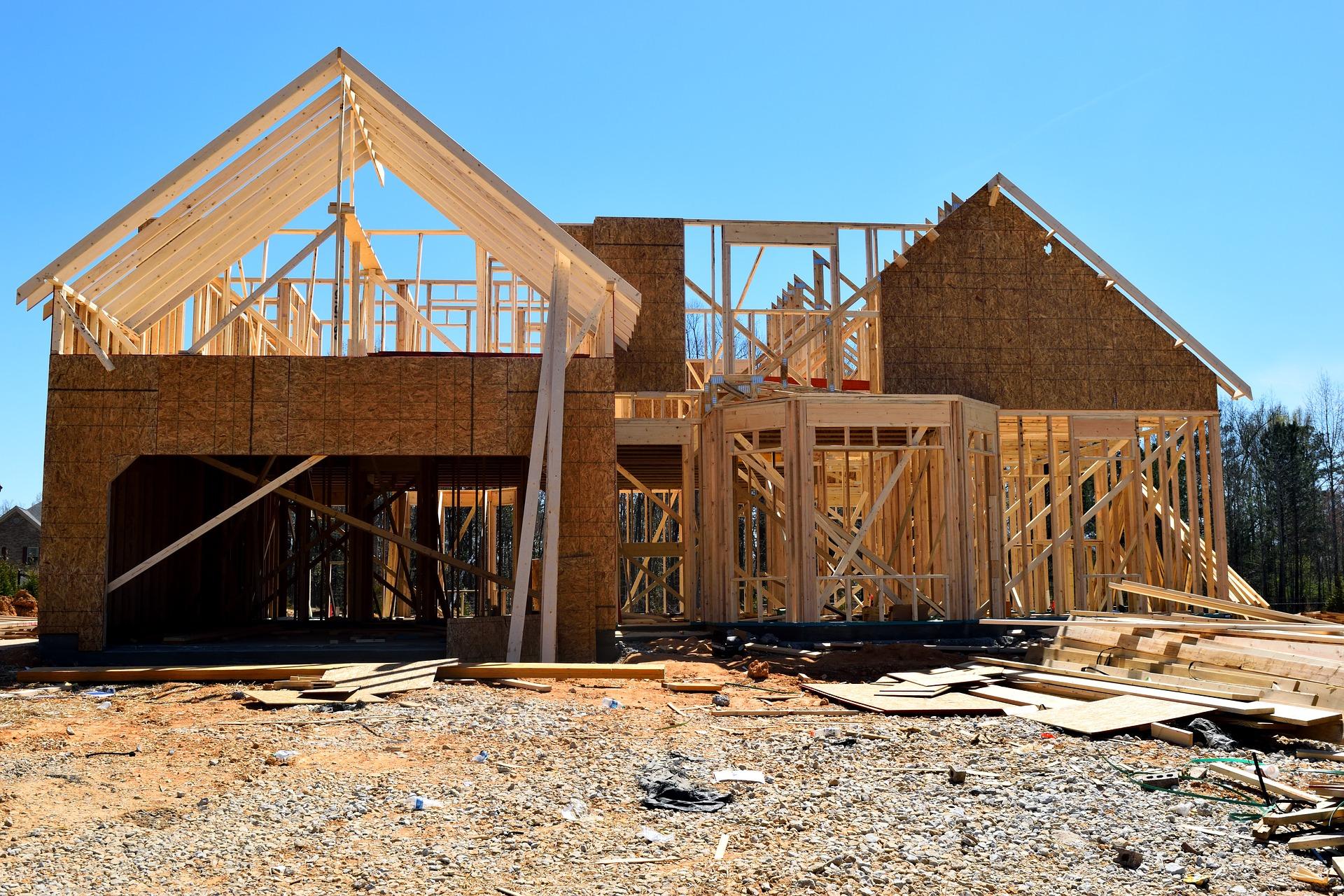 Wzrost cen materiałów budowlanych na przykładzie ostatnich lat
