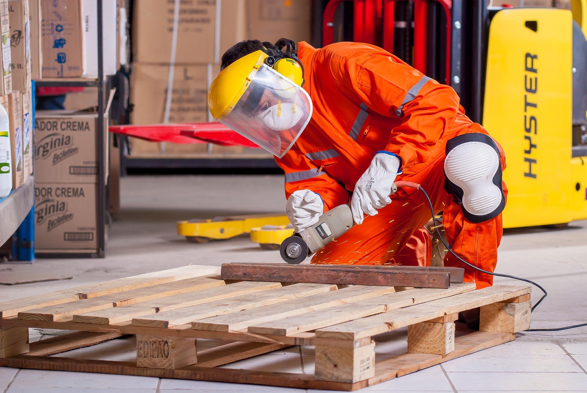Bezpieczeństwo w pracach budowlanych