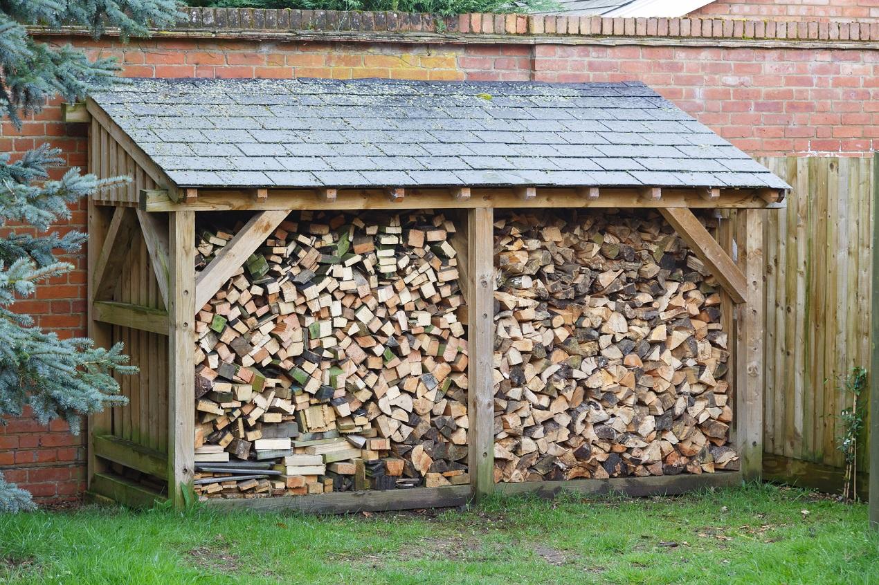 Zastosowanie wiat drewnianych.