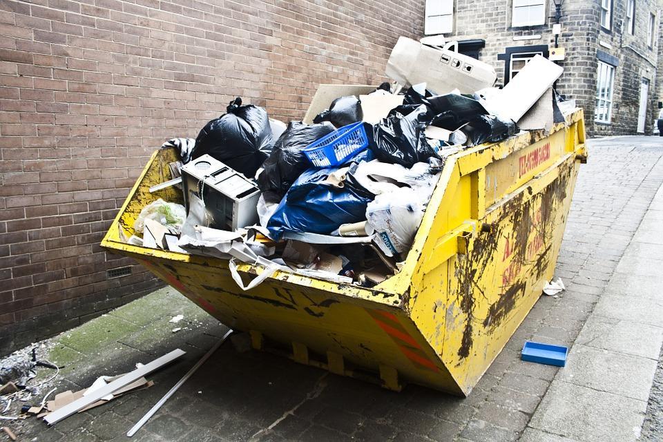Wywóz odpadów w praktyce