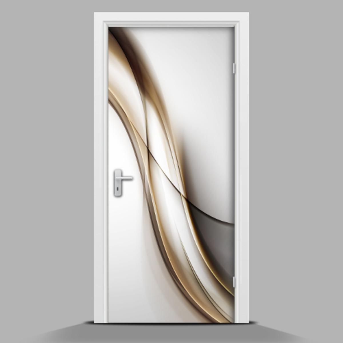 Fototapeta na drzwi - szybki sposób na metamorfozę pokoju