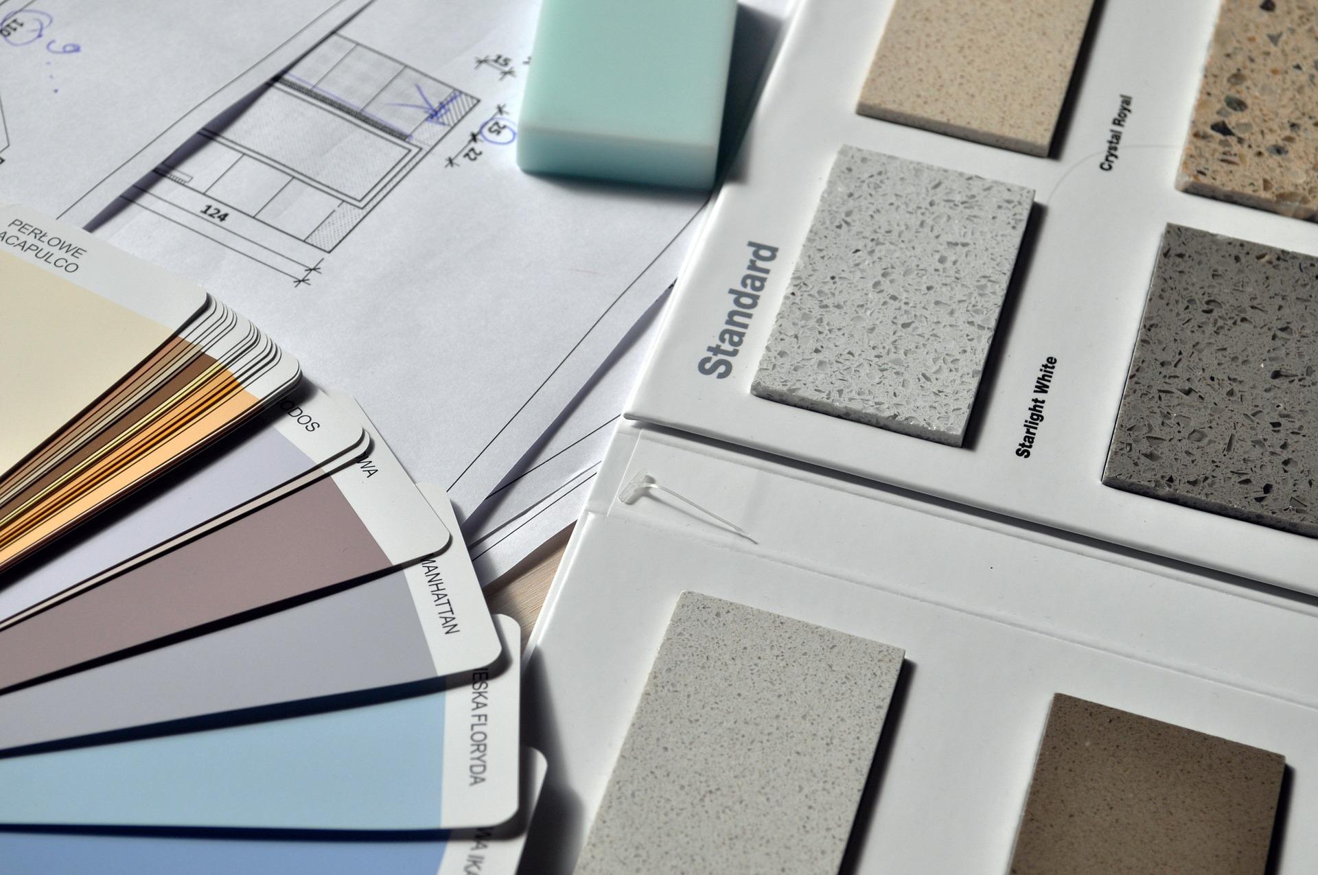 Gotowe kolory farb do ścian