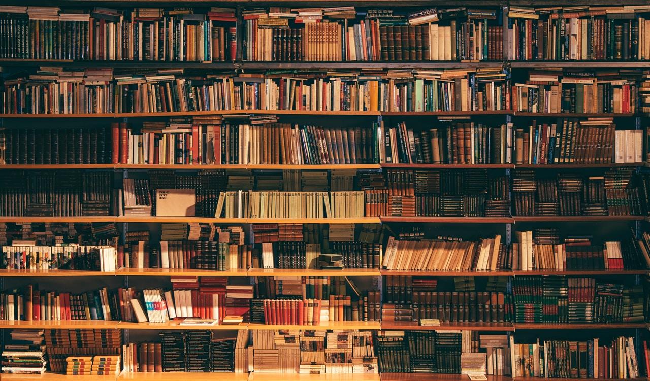 Jak wybrać regał na książki?